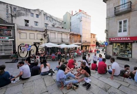 4. Socializing - Galician Getaway - Vigo Experiences Worth Living - A World to Travel (4)