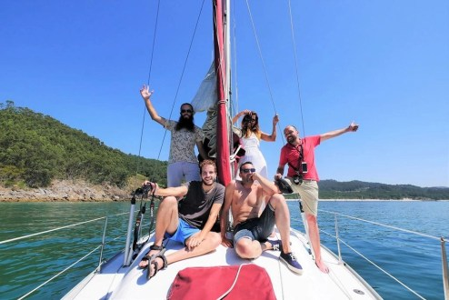 6. Sailing - Galician Getaway - Vigo Experiences Worth Living - A World to Travel (13)