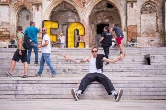 EC - Jamie (Counterfeit) - Electric Castle Festival – Romania's Best Kept Secret - A World to Travel