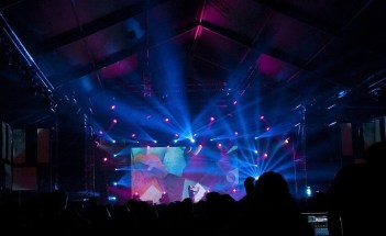 Hangar Stage 3 - Electric Castle Festival – Romania's Best Kept Secret - A World to Travel