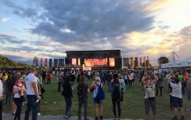 main stage 5 - Electric Castle Festival – Romania's Best Kept Secret - A World to Travel