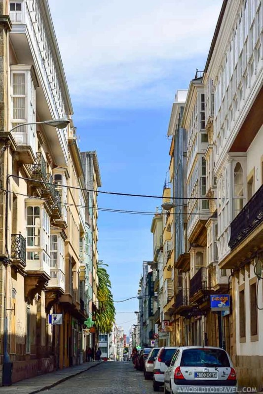 Magdalena quarter - Fun Things to do in Ferrol - A World to Travel (2)