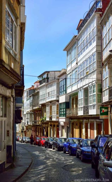 Magdalena quarter - Fun Things to do in Ferrol - A World to Travel (6)