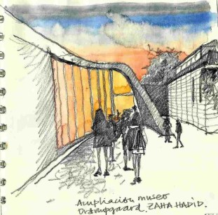 Travel Sketching Around The World With Blanca Escrigas - A World to Travel (6)