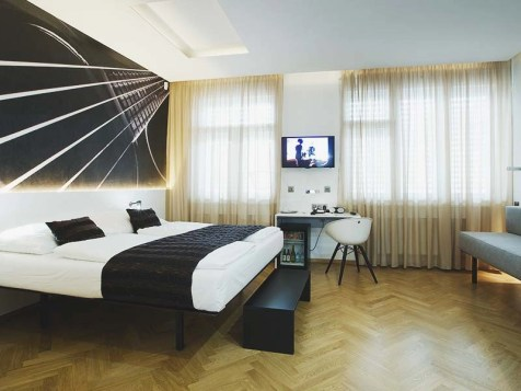 1. mosaic house-prague - Cool Hostels in Europe for Couples - A World to Travel