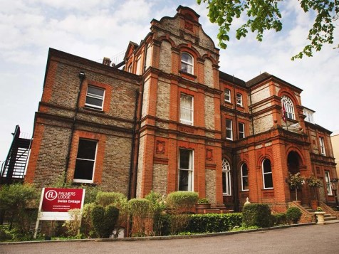 3. palmers lodge-building-hostel - Cool Hostels in Europe for Couples - A World to Travel