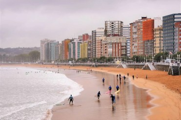 3. Tablas Surf School - Fun Things To Do In Gijon Rain or Shine - A World to Travel (5)