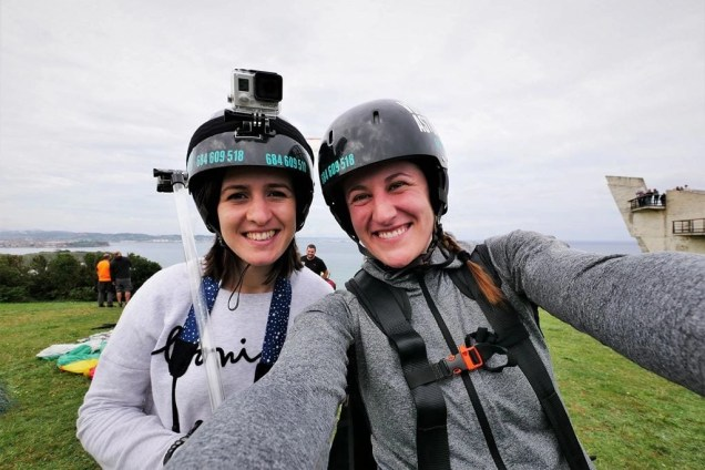 4. Paraglide over Gijon cliffs - Fun Things To Do In Gijon Rain or Shine - A World to Travel (1)