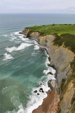 4. Paraglide over Gijon cliffs - Fun Things To Do In Gijon Rain or Shine - A World to Travel (8)