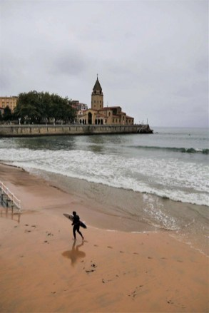 7. Cervigon Hiking Path - Fun Things To Do In Gijon Rain or Shine - A World to Travel (21)