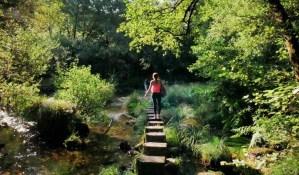 Pasos da Fraga - Rio Verdugo - Ponte Caldelas - Terras de Pontevedra - A World to Travel (1)