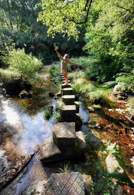 Pasos da Fraga - Rio Verdugo - Ponte Caldelas - Terras de Pontevedra - A World to Travel (2)