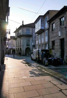 Pontevedra historical center - A World to Travel (1)