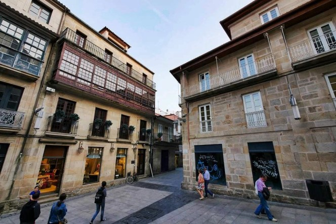 Pontevedra historical center - A World to Travel (10)