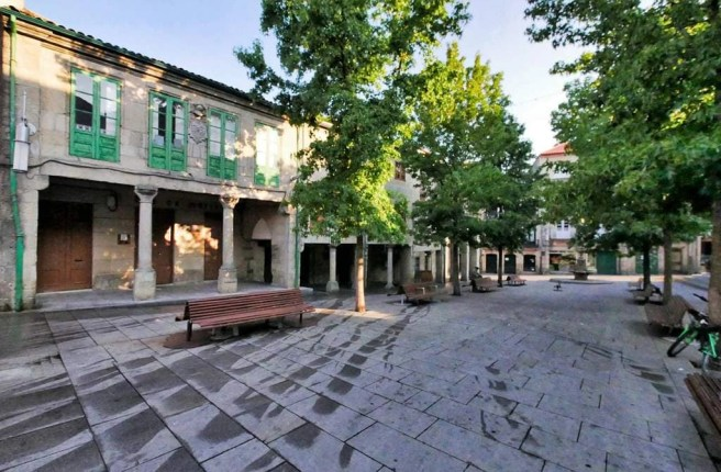 Pontevedra historical center - A World to Travel (2)