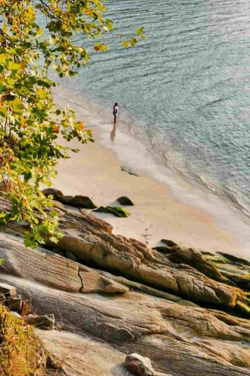 Sunset at Mogor Beach - Terras de Pontevedra - A World to Travel (3)