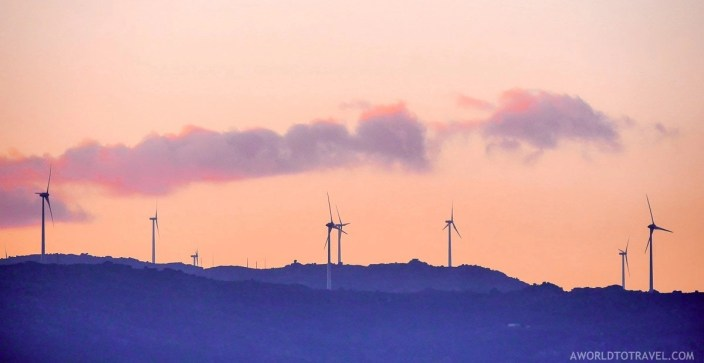 Bestança Valley at sunset - Cinfaes - Montanhas Magicas Road Trip - Portugal - A World to Travel