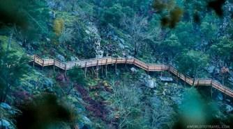 Passadiços do Paiva - Arouca - Montanhas Magicas Road Trip - Portugal - A World to Travel (9)