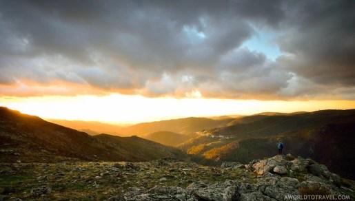 Serra da Freita panorama - Arouca - Montanhas Magicas Road Trip - Portugal - A World to Travel