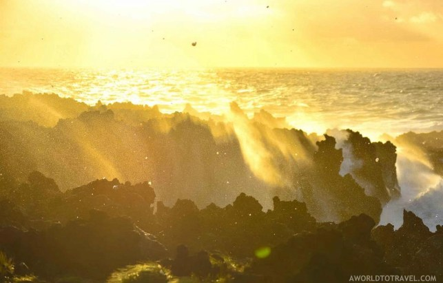 Ponta da Ferraria - Best Photography Locations in Sao Miguel - Azores Road Trip - A World to Travel (44)