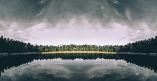 Lago - Estonia - Road Trip por los Paises Balticos - Mapa Guia Ruta - A World to Travel