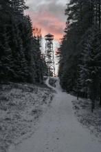 Ogres zilie kalni - Letonia - Road Trip por los Paises Balticos - Mapa Guia Ruta - A World to Travel