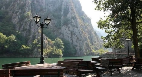 Canyon Matka picnic area - Macedonia Travel Guide - A World to Travel