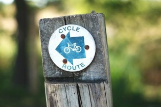 Cycle route - We Need To Start a Better Conversation About Sustainable and Responsible Tourism - A World to Travel