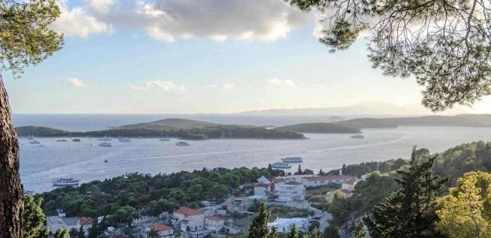 Paklinski Islands view - 10 Day Croatia Itinerary From Dubrovnik to Zagreb - A World to Travel