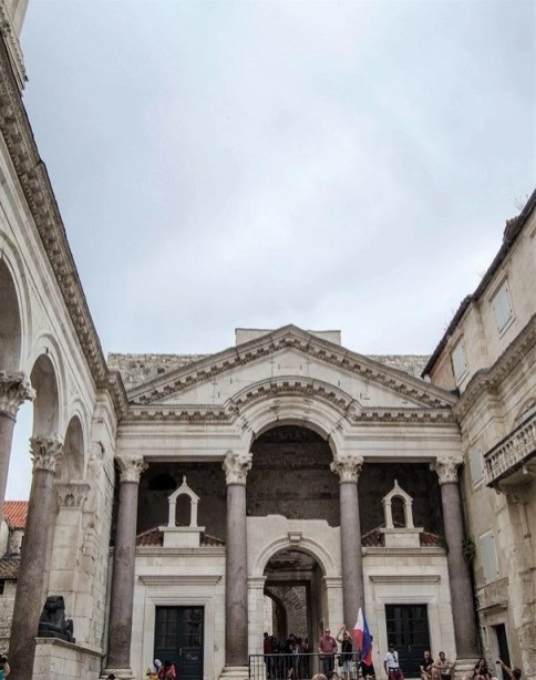 Split - 10 Day Croatia Itinerary From Dubrovnik to Zagreb - A World to Travel