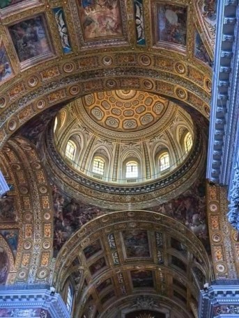 Gesu Nuovo Travel Guide To Naples Italy - A World to Travel (10)