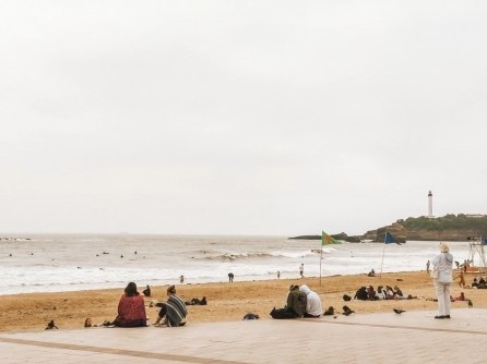 Biarritz - Epic Destinations Camping South of France - A World to Travel (1)