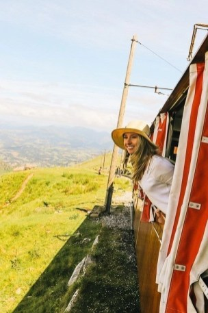 La Rhune Train - Epic Destinations Camping South of France - A World to Travel (8)