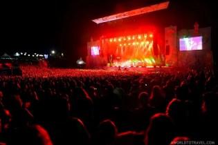 Lenny Kravitz at O Son do Camiño Festival 2018