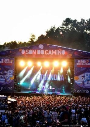 Toundra at O Son do Camiño Festival 2018