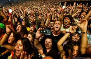 Arcade Fire - Paredes de Coura festival 2018 - A World to Travel (4)