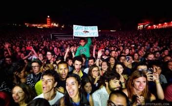Fleet Foxes - Paredes de Coura festival 2018 - A World to Travel (1)