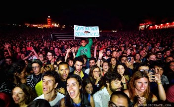 Fleet Foxes - Paredes de Coura festival 2018 - A World to Travel (1)