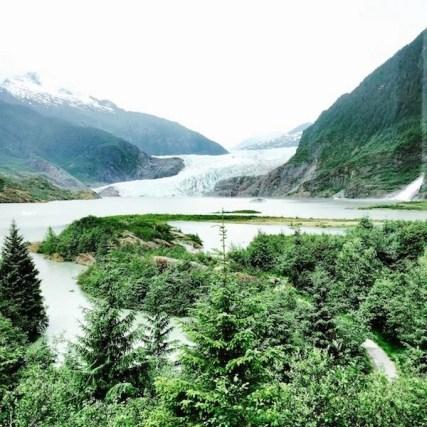 Glacier - Alaska Glacier Cruises - Unique Honeymoon Destinations In The Us - A World to Travel