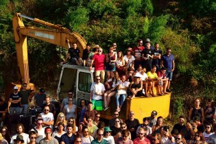 Ninos du Brasil Vodafone Music Sessions - Paredes de Coura festival 2018 - A World to Travel (3)