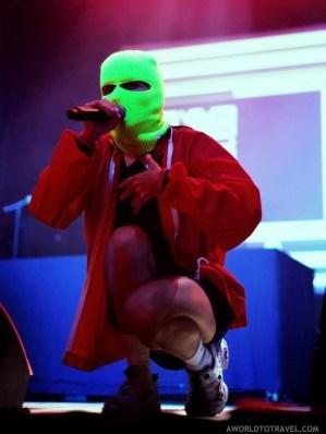 Pussy Riot - Paredes de Coura festival 2018 - A World to Travel (1)