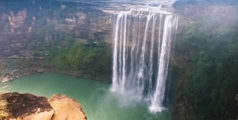 Bahuti Fall - Rewa - Madhya Pradesh Travel Mart - A World to Travel