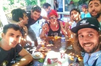 Paredes de Coura 2018 crew - A World to Travel