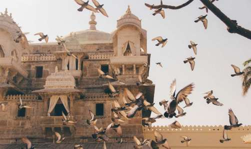 Udaipur - India Landmarks And Famous Monuments Revealing Its Rich Architectural Heritage - A World to Travel