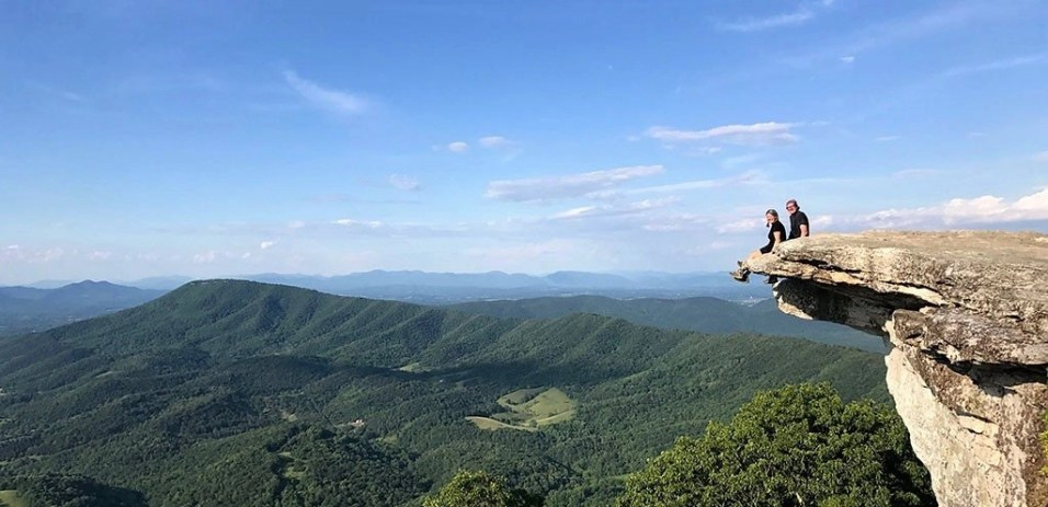 McAfee Knob - Thru Hiking The Appalachian Trail - What You Need To Know - A World to Travel