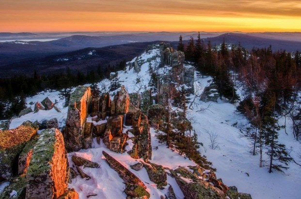 Taganay - Things That will make you Visit Siberia in Winter - A World to Travel
