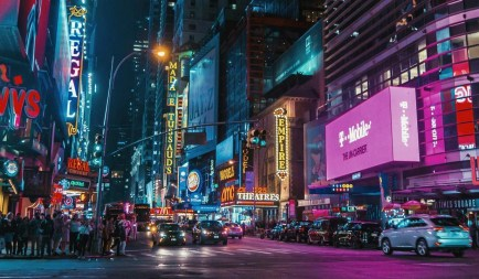 Broadway - Perfect 2 Days In New York Itinerary For First Time Visitors - A World to Travel