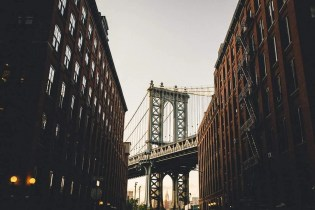 Brooklyn bridge from Brooklyn Perfect 2 Days In New York Itinerary For First Time Visitors - A World to Travel