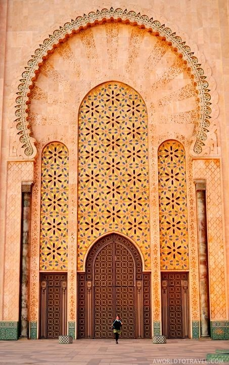 Casablanca - One Week Morocco Itinerary Along The Atlantic Coast - A World to Travel (2)