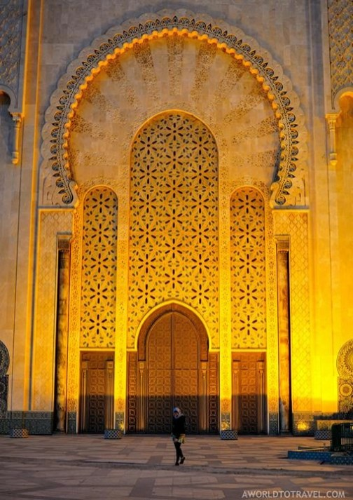 Casablanca - One Week Morocco Itinerary Along The Atlantic Coast - A World to Travel (4)